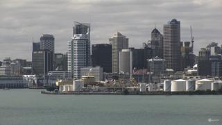Auckland Skyline Instant Replay