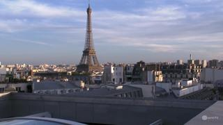 Paris Eiffel Tower Instant Replay