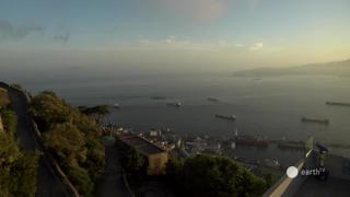 Gibraltar Cable Car Weather Clips