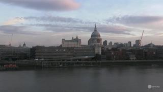 Londres Millennium Bridge Live Stream