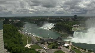 Niagara Falls Weather Clips