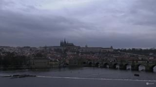 Prague Charles Bridge Timelapse