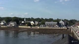 St. Andrews Passamaquoddy Bay Timelapse