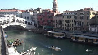 Venice Rialto Bridge Weather Clips