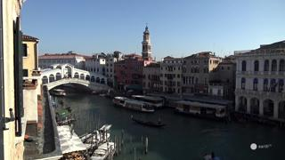 Venice Rialto Bridge Live Stream
