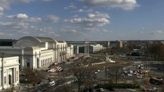 Washington D.C. Kapitol Timelapse