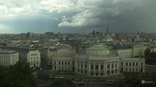Vienna Burgtheater Weather Clips