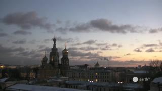 Saint Petersburg Church of the Savior on Blood Live Stream