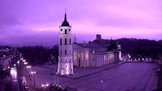 Vilnius Cathedral Square Editors' Pick