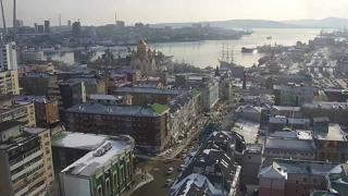 Vladivostok Golden Horn Bay