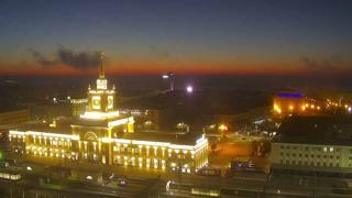 Volgograd Central Station Editors' Pick