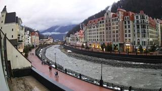 Sochi Rosa Khutor Weather Clip
