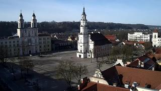 Kaunas Central Square Live Stream
