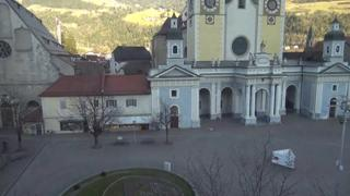 Brixen Cathedral Weather Clip