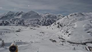 Obertauern Mountain Panorama Live Stream