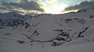 Obertauern Mountain Panorama Editors' Pick
